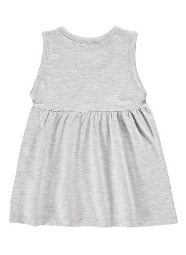 Kujju Kujju Kiz Bebek Elbise 6-18 Ay Karmelanj Kujju Kiz Bebek Elbise 6-18 Ay Karmelanj Renkli